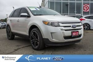 2013 Ford Edge SEL|BACKUP CAM|NAVI|BLUETOOTH|HTD SEATS|PWR SEAT