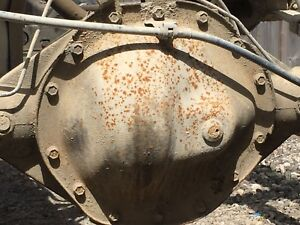 1/2 ton differential HD