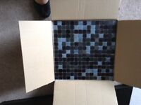 Beautiful Bisazza Lorenza Glass Tiles, 20 sheets 2.07 sq metres,