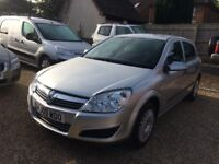 Vauxhall Astra 1.6 Petrol 5 door hatchback. 2009 with 70,000 miles.