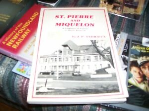 St. Pierre and Miquelon by J.P. Andrieux
