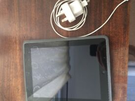 Apple iPad 64Gb 4G in perfect condition with case and charger