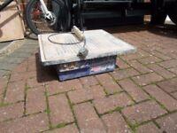 Tile Wet Cutter PlasPlugs Professional 240v
