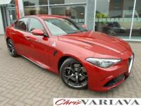 2017 Alfa Romeo Giulia 2.9 V6 BiTurbo Quadrifoglio 4dr Auto ** BEAT THE WAITING