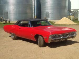 1968 Impala SS