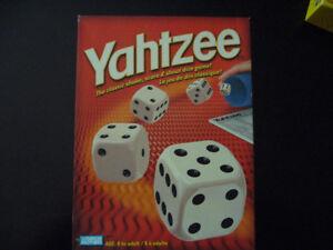 Jeu de société - Yahtzee