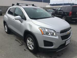 2014 Chevrolet Trax LT (Just 33,500 kms) AWD