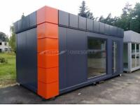 b ro modul verkaufs container imbiss pavillon in berlin. Black Bedroom Furniture Sets. Home Design Ideas