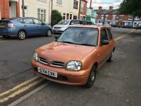 Nissan Micra 1998 1L POWER STEERING LONG MOT BARGAIN