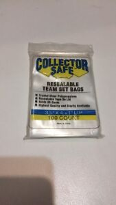 Collective Soft Sleeves for Card Collecting