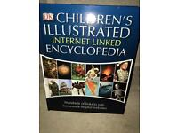 Brand new illustrated encyclopaedia