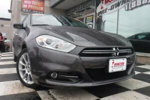 2015 Dodge Dart Limited | Navigation | Heated Seats | Satellite