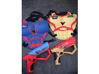 Iron man gun and armor