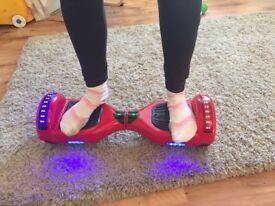 Segway like new with Bluetooth and lights