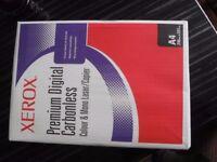 Xerox 2 Part Laser NCR