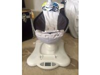 4Moms Mamaroo great condition!