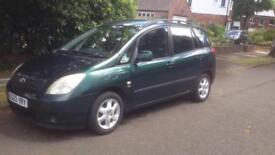 Toyota Corolla verso diesel fully loaded bargain!!