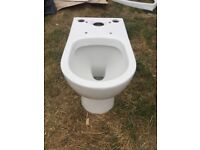 New *unused* toilet basin