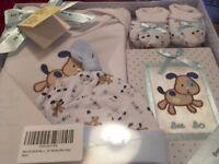 Bebo Baby Boy Gift Set