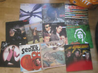 "record collection 7"" 12"" and lps albums"