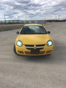 2003 dodge neon for trade