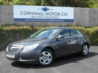 VAUXHALL INSIGNIA 2.0 EXCLUSIV CDTI 5d 130 BHP 1 PRIVATE OWNER + FSH (grey) 2009