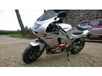 Kawasaki Zx6r 1997 25k 11 month mot