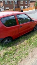 Fiat seicento for sale