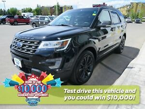 2017 Ford Explorer XLT Almost new 3.5l v6 TIVCT