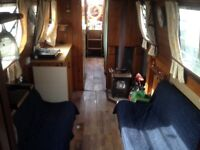 Project Narrowboat required tlc