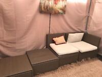 Garden sofa set for 180£