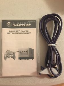 Gamecube - Gameboy Player Disc & Cord