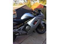 Kawasaki er6f 650cc er ex a6f