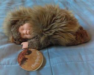 Anne Geddes Baby Hedgehog Brand New Condition still w/ Tags