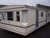 Willerby Jupiter FREE UK DELIVERY 28x12 2 bedrooms offsite static caravan over 150 statics for sale