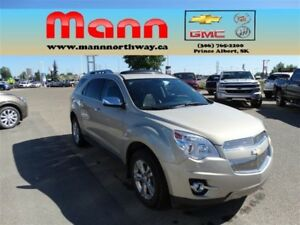 2010 Chevrolet Equinox LTZ - PST paid, Leather, Sunroof, Park as