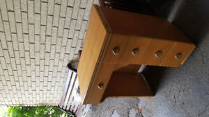 1953 Drop Down Sewing Table
