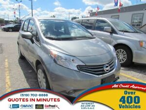 2015 Nissan Versa Note 1.6 SV | CAM | SAT RADIO | ONE OWNER