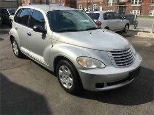 2006  PT Cruiser  SAFETIED& LOW KM!!!!