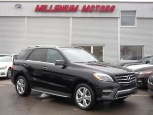 2014 Mercedes-Benz M-Class ML350 BlueTEC 4MATIC / NAVI / CAMERA