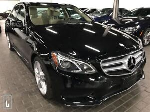 2014 Mercedes-Benz E-Class 350, ONLY 38KM, PANO ROOF, NAVI, REAR