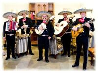 Mariachi band taking bookings for weddings and events