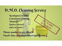 D. M. O. Cleaning service