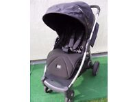 Mamas & Papas Armadillo Pushchair Stroller Reclining Seat with raincover