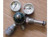 Schrader Air Pressure Regulator
