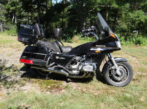 Honda Goldwing 1200 GL Interstate