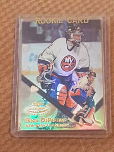 2000-01-Topps Gold Label Rick DiPietro GOLD Rookie Card
