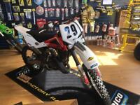 2011 Husqvarna 125cc excellent condition for year