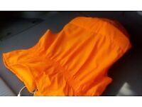 60-80kg orange HELLY HENSEN Life jacket