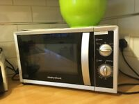 Microwave Morphy Richards